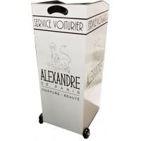 PUPITRE ACCUEIL SALON DE COIFFURE ALEXANDRE DE PARIS