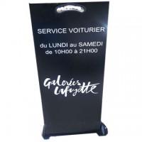 PUPITRE VOITURIER GALERIE LAFAYETTE PARIS