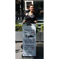 VALET PARKING PODIUM KEY EUROPE-EVENT