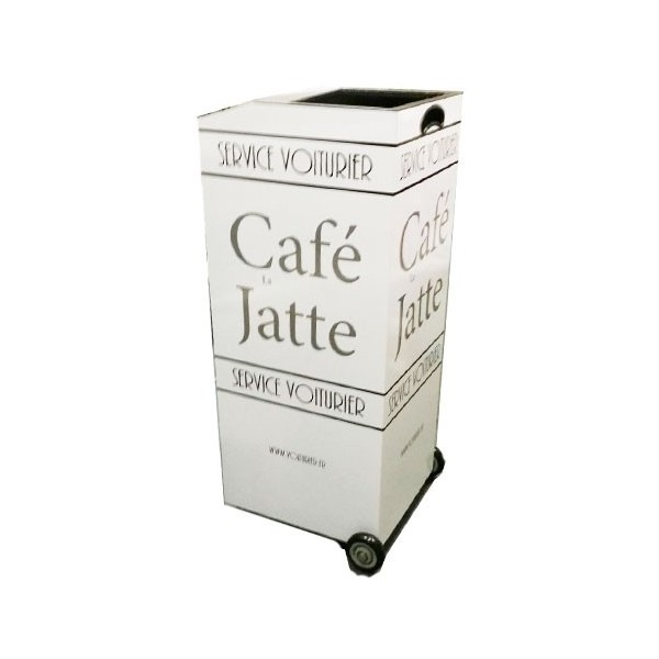 PUPITRE CAFE LA JATTE 92