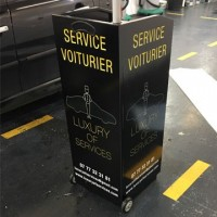 VALET DESK LUXURY OF SERVICES