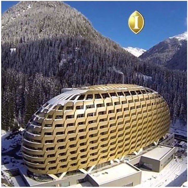 LOCATION PUPITRE VOITURIER INTERCONTINENTAL DAVOS