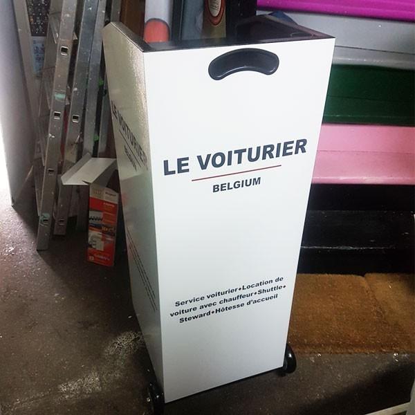 VALET DESK LE VOITURIER BELGIUM