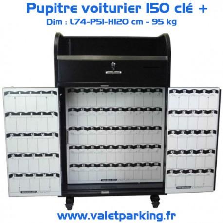 PUPITRE VOITURIER 150-300 CLES