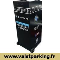PUPITRE VOITURIER BAYERN BMW GARAGE MOUGINS