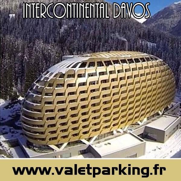 LOCATION PUPITRE VOITURIER INTERCONTINENTAL DAVOS