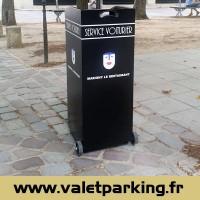 PUPITRE VOITURIER - RESTAURANT LE MARIGNY PARIS CHAMPS ELYSEES