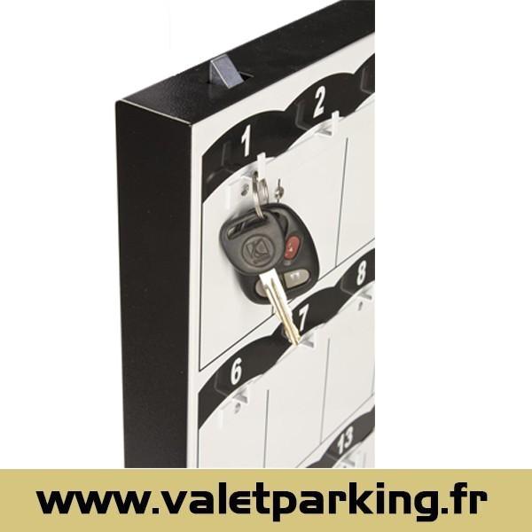 PUPITRE VOITURIER VALET PARKING FRANCE EUROPE