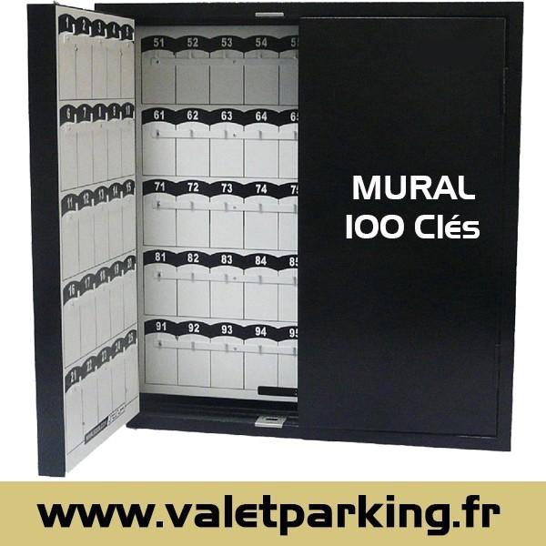 COFFRE MURAL 100 CLES VOITURIER