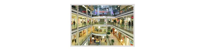 Valet SAFE key for shopping center
