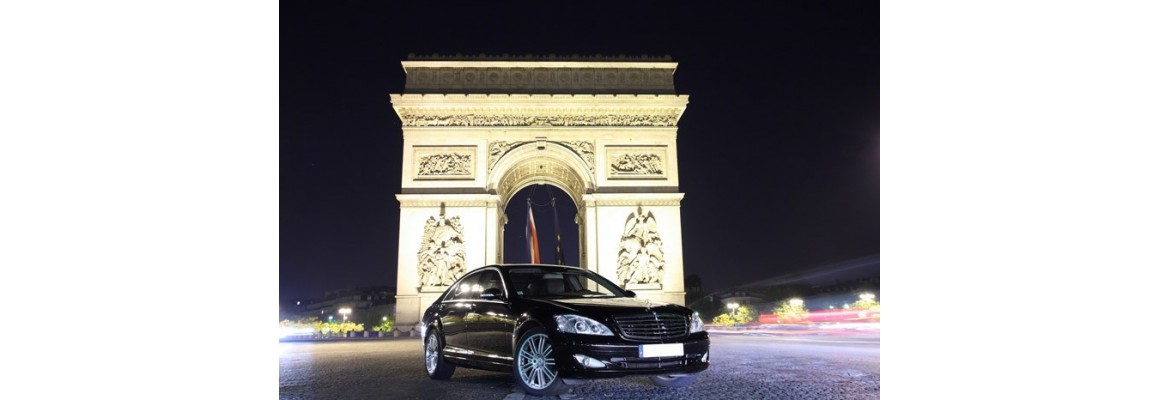 PARIS SERVICE VOITURIER